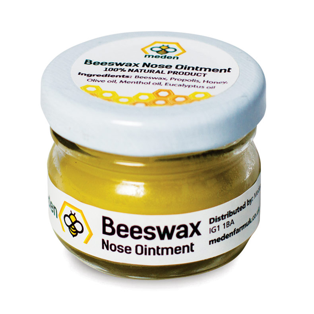 Beeswax Nasal Decongestant Ointment