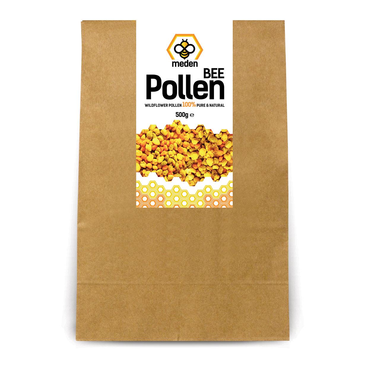 Bee Pollen Granules 500g