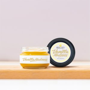 Vanilla Madness Beeswax Candle