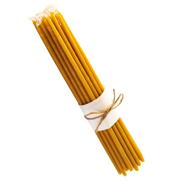 Orthodox Church Beeswax Natural Candles